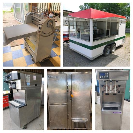 Commercial Restaurant, Bakery & Soft Serve (1307)