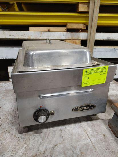 Star Countertop Electric Food Warmer