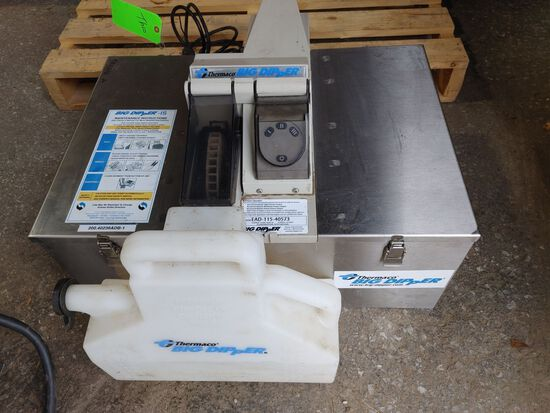 Thermaco Big Dipper Grease Trap