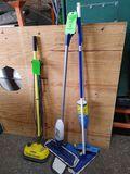 Asst. Swiffer Sweepers & Eureka Enviro-Steamer