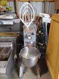 Univex 30qt. 4-Speed Mixer