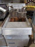 Pitco 25# Gas Fryer