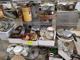Asst. Kitchen Goods & Decoratives