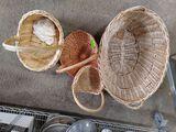 (4) Asst. Baskets