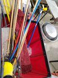 Asst. Dust Mops & Brooms