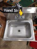 SS Hand Sink