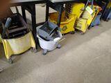 (6) Mop Buckets