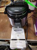 Cooks Essentials Electric 2qt. Pressure Cooker