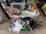 Asst. Cookware, Cutting Boards, Etc.