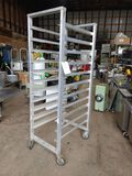 Rolling Sheetpan Rack