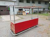 Rolling Custom Concession Cart