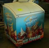 Derby EK27CIV Slide Top Freezer
