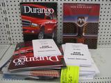 Asst. Dodge Ram Truck Manuals & Guides
