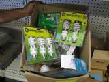 (20+/-) Energy Smart, Halogen & Other Light Bulbs