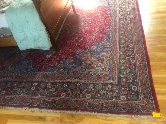 Oriental Style Main Carpet