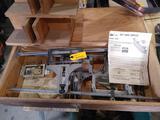 Craftsman Butt Hinge Template