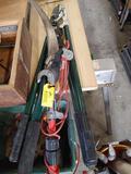 Corona Pole Saw & (2) Pruners