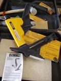 DeWalt Pneumatic Assist Floor Nailer