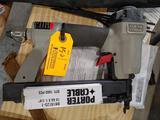 Porter Cable Narrow Crown Stapler