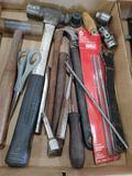 Asst. Hammers, Chisels & Punches