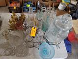 Asst. Vintage Glassware