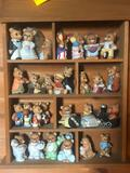 (2) Wall Hangings with HOMCO Figurines