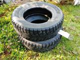 (2) Studded Winter Snow Tires