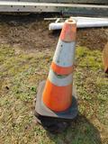 (9) Safety Cones