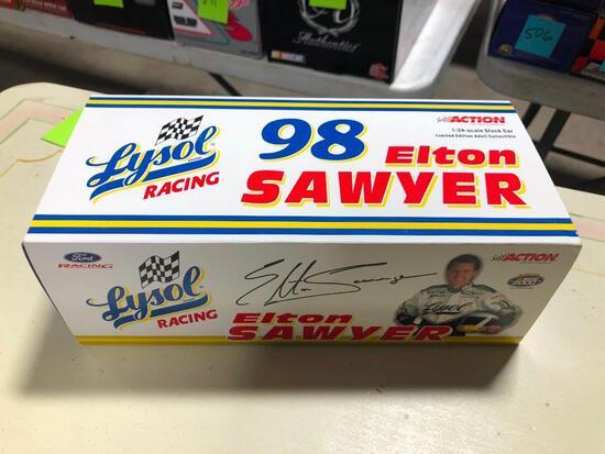 Elton Sawyer #98 Lysol 2000 Taurus