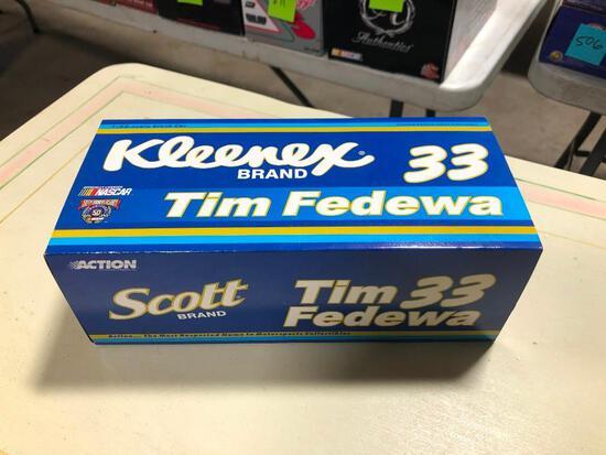 Tim Fedewa #33 Kleenex 1998 Monte Carlo
