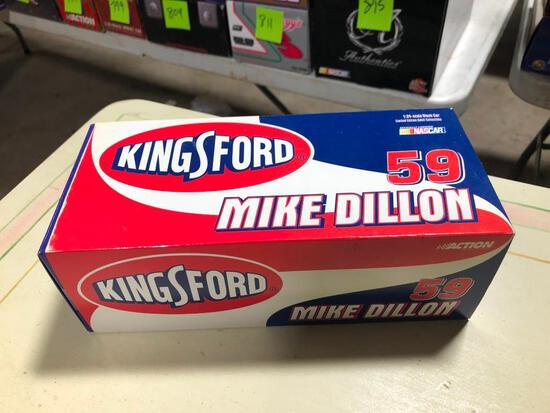Mike Dillon #59 Kingsford 1999 Monte Carlo