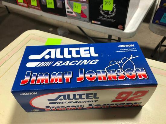 Jimmie Johnson #92 Alltel 2000 Monte Carlo