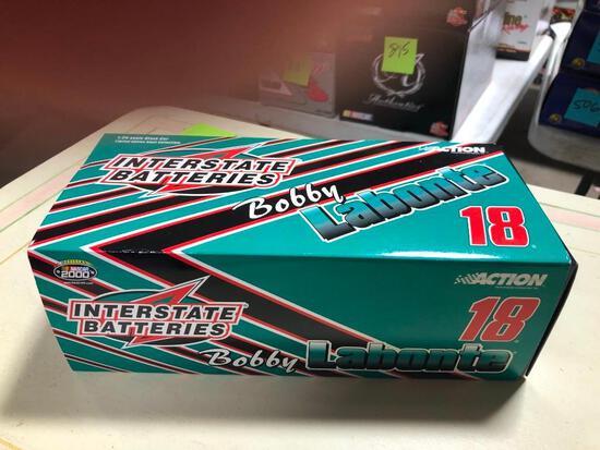 Bobby Labonte #18 Interstate Batteries 2000 Pontiac