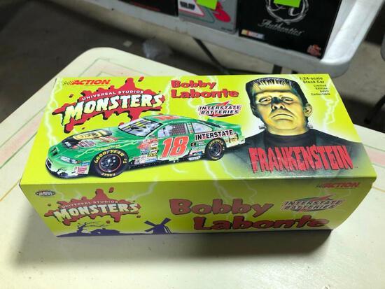 Bobby Labonte #18 Interstate Batteries Frankenstein 2000 Grand Prix