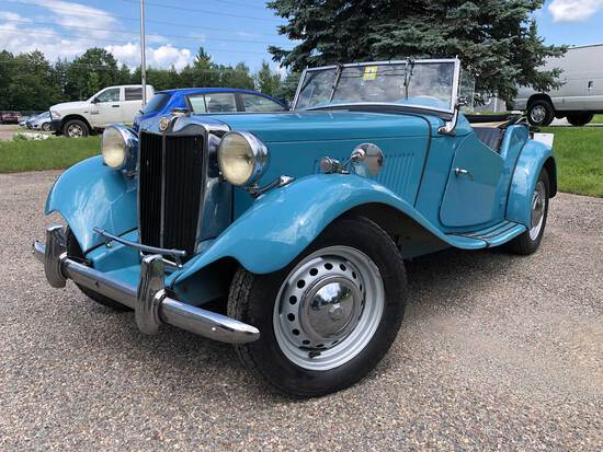 Classic & Collector Vehicles (1327)