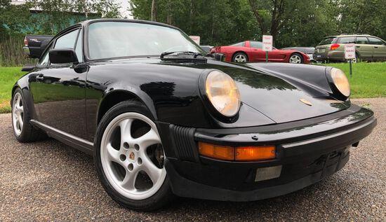 1986 Porsche 911 Carrera Coupe (NO RESERVE)