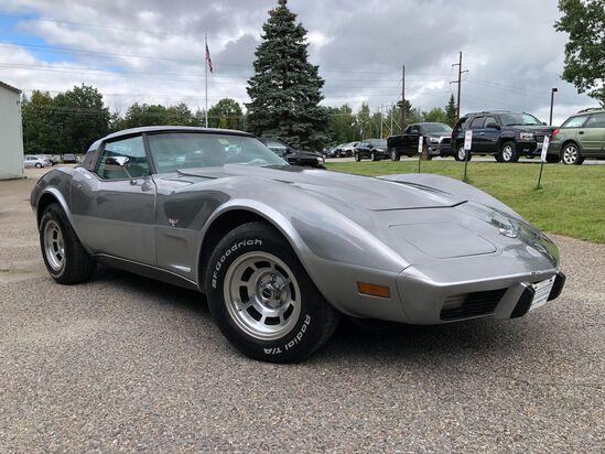 1978 Chevrolet Corvette Silver Anniversary Edition