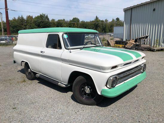 1964 Chevrolet C10 Panel Truck