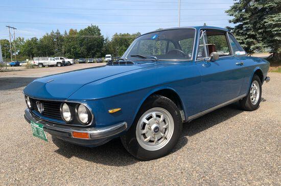 1974 Lancia Fulvia Coupe