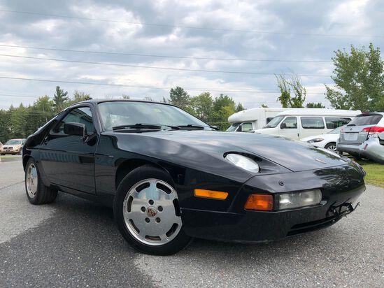 1987 Porsche 928 S4 2-Door Coupe