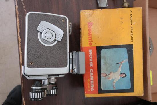 Brownie Model 2 Movie Camera