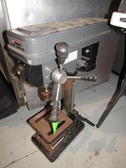Central Machinery Bench Drill Press
