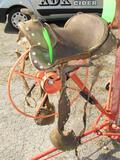 Vintage Childs Western Saddle