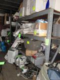 3-Shelf Industrial Shelving Unit