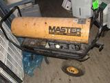 Master 13500 BTU Salamander Kerosene Heater