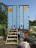 SPRICK 8' x 40' Tandem Axle Storage Trailer
