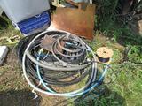 Quantity of Scrap Copper and Aluminum Wire