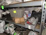 Contents of Shelf Unit