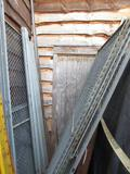 4' x 4' x 4' x 8' Security Cage