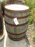 52 Gallon Oak Barrel for Display Only